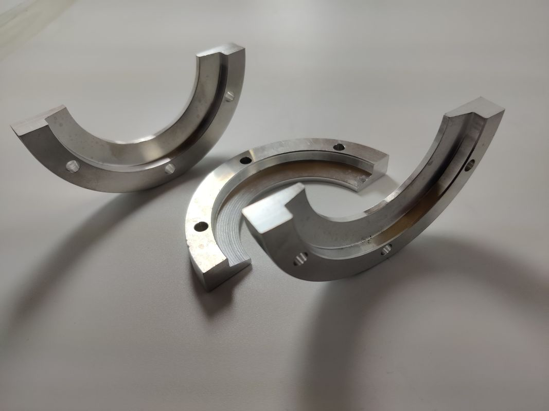 SS304 Vacuum Flange Fittings Socket Weld Flange For  Construction